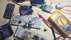 Arduino Bootcamp : Learning Through Projects