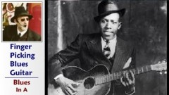 Blues Guitar Lessons - Robert Johnson and Scrapper Blackwell