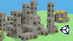 Unity 5 Build a System that Generates Houses & Castles Auto