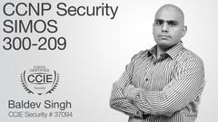 CCNP Security SIMOS 300-209 Deep Dive: