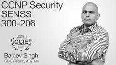 CCNP Security SENSS 300-206 Deep Dive: