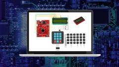 ARM Cortex-M Interfacing with Keyboards and LCD's (FREE! )
