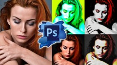 Photoshop CC Training - Creating Fantastic Album Cover Art