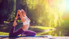 Yoga: All Day Techniques for Strength and Flexibility