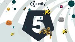 Jogo de nave 2D usando o unity 5