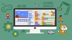 Creación de videojuegos con Scratch