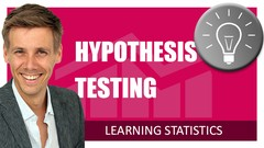 Statistics Explained Easy 3 - Hypothesis testing and CI's
