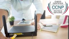 Cisco CCNP ROUTE 300-101