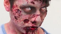 Aprende los secretos del Maquillaje de zombie FX con latex