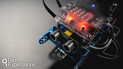 Tech Explorations™ Arduino Robotics with the mBot