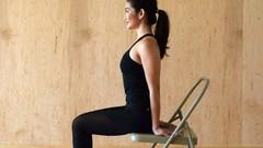 Programa máster de yoga en silla con meditación.