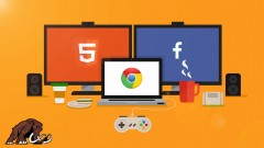 Learn to make HTML 5, Facebook, Chrome Store games and more!
