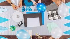 Curso Decoración con telas para fiestas y eventos