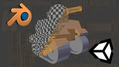 Learn UV Unwrapping with Blender for Unity 3D Game Design