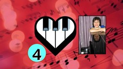 #4 Piano Hand Coordination: Fun Piano Runs in 2 Beats C Key