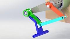 SolidWorks Motion - Mecanismos