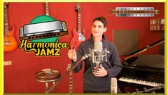 Harmonica Jamz: Play Any Song and JAM with Friends