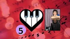 #5  Piano Hand Coordination:  Piano Runs in 2 Beats Eb Key