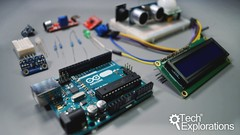 Tech Explorations™ Arduino Mastery Projects