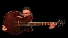 Jazz Chord Base: Coole Jazz-Akkorde auf der Gitarre spielen.