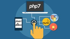 Imágen de Desarrollo de sistemas web en PHP 7 POO, MySQL, Jquery Ajax