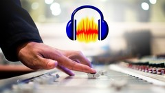 Mixing Audio for Animation in Audacity | Udemy