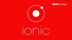 Ionic 1 com Laravel