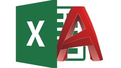 Draw in AutoCad using excel data | Udemy