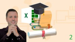 Excel in Microsoft Excel 2: Intermediate to Expert advanced