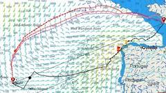 Introducción al weather routing - OceanDrivers Academy