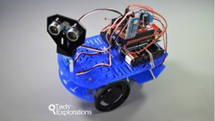 Tech Explorations™ Make an Arduino Robot