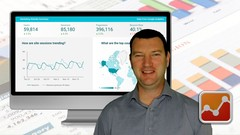 Google Analytics Reports and Dashboards with Data Studio