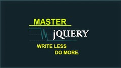 Complete jquery for beginners, learn jquery ui, jquery ajax