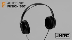 Fusion 360 Product Concepts: Headphone