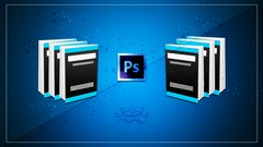 Learn Professional Book-Cover Designing Photoshop 4 Beginner