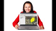 GIS for Beginners #2: Georeference & Digitize in QGIS3+eBook