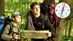 Orientierung in der Wildnis - Nie wieder verlaufen!
