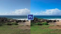 Photoshop e Lightroom, Edição de Imagem e Correção de Cores