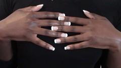Fibreglass Nail Extensions