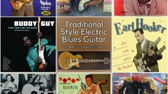 Traditional Style Electric Blues Guitar - Part 2/Lead Guitar