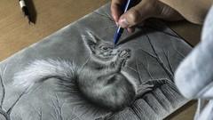 Curso Curso de Dibujo Artístico a Lápiz , aprende a dibujar - Arte