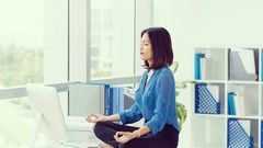 Yoga for Office Workers: Undo The Damage of Your Desk Job!
