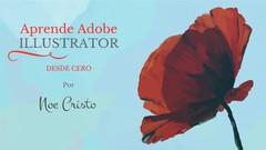Aprende Adobe Illustrator desde cero