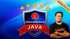 Curso Universidad Java: De Cero a Master +82 hrs (JDK 14 update)!