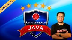 Curso Universidad Java: De Cero a Master +82 hrs (JDK 13 update)!