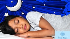 Get your child to sleep with simple & effective massages