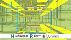 BIM Clash Detection with Revit, Navisworks, Dynamo 2018