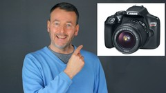The Complete Canon Rebel T6 & EOS 1300D Masterclass | Udemy