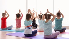 Learn to Teach Yoga to Children