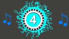 Rhythm #4: Play 16th Note - Easy Flowing Ballad 9 in C Key